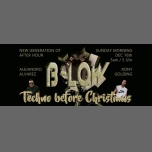 B-LOW - Techno before Christmas à Cologne le dim. 16 décembre 2018 de 05h00 à 11h00 (Sexe Gay)