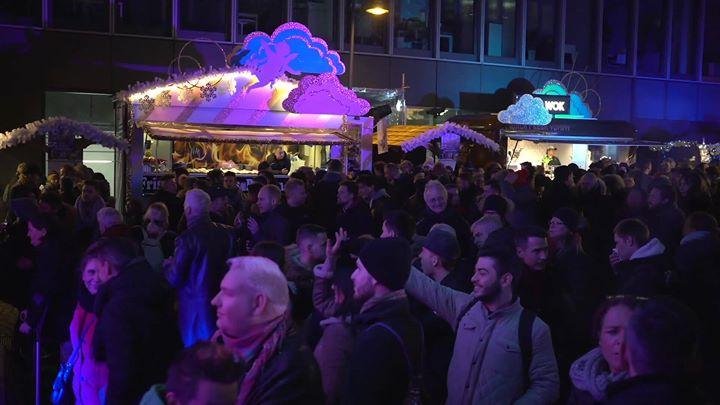 Heavenue Cologne Special - St. Nicholas Festival X-mas Market in Koln from November 29 til December  2, 2019 (Clubbing Gay)