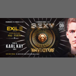 Exile meets SEXY - The Pre Party with Star DJ Karl Kay (Paris) in Koln le Sat, February  9, 2019 from 08:00 pm to 06:00 am (Clubbing Gay)