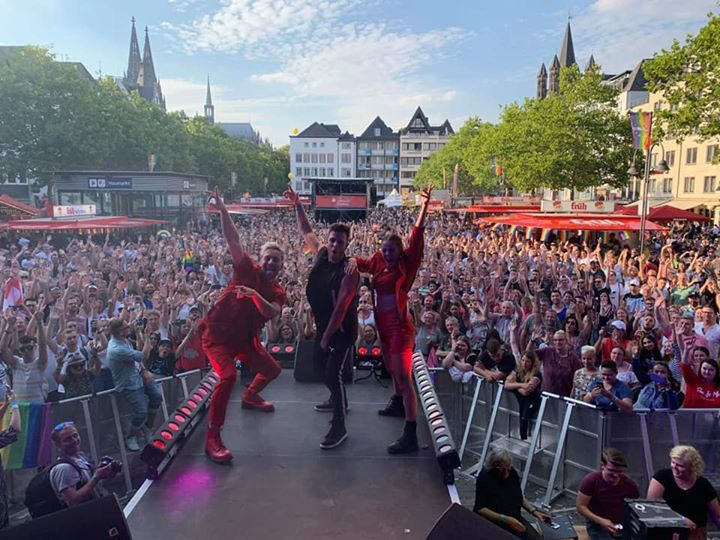 CSD Strassenfest Cologne Pride Freitag in Koln le Fri, July  3, 2020 from 05:00 pm to 11:00 pm (Festival Gay, Lesbian, Trans, Bi)