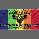 GREEN KOMM PRIDE Festival MAIN Afterhour powered by Naughty. à Cologne le dim.  7 juillet 2019 de 06h00 à 18h00 (Clubbing Gay, Lesbienne, Trans, Bi)