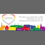 CSD Demo- und Straßenfest (Offiziell) in Koln le Sat, July 21, 2018 from 12:00 pm to 11:00 pm (Festival Gay, Lesbian, Trans, Bi)