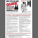 Nie wieder - Damit Vergangenheit nicht Zukunft wird! in Koln le Sat, November 10, 2018 from 06:00 pm to 09:00 pm (After-Work Gay, Lesbian, Trans, Bi)