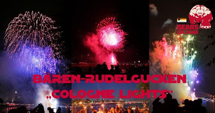 "Bären-Rudelgucken ""Cologne Lights"" in Köln le Sa 18. Juli, 2020 18.00 bis 00.00 (After-Work Gay, Bear)"
