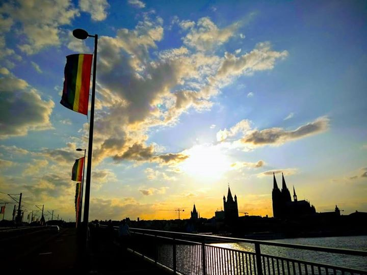 CSD in Köln / Cologne 2020 in Koln le Sun, July  5, 2020 from 12:00 am to 11:59 pm (Festival Gay, Lesbian, Trans, Bi)