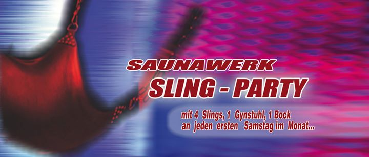 Sling 'n' Fetish in Francfort-sur-le-Main le Sa  7. Dezember, 2019 12.00 bis 08.00 (Sexe Gay)