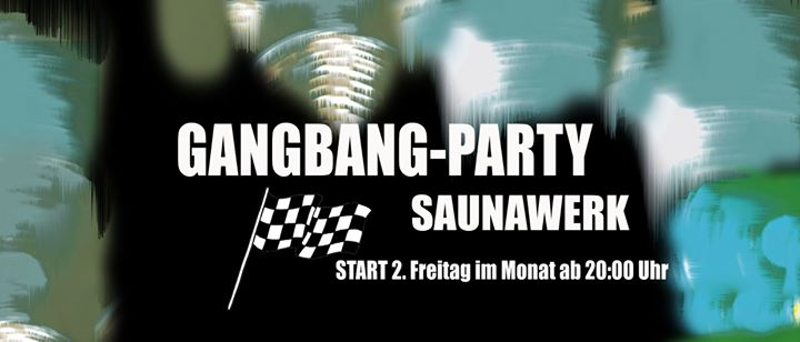 Gang Bang Party in Francfort-sur-le-Main le Fr 12. Juli, 2019 20.00 bis 08.00 (Sexe Gay)