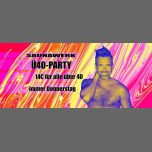 Ü40 Party a Francfort-sur-le-Main le gio  4 aprile 2019 12:00-03:00 (Sesso Gay)