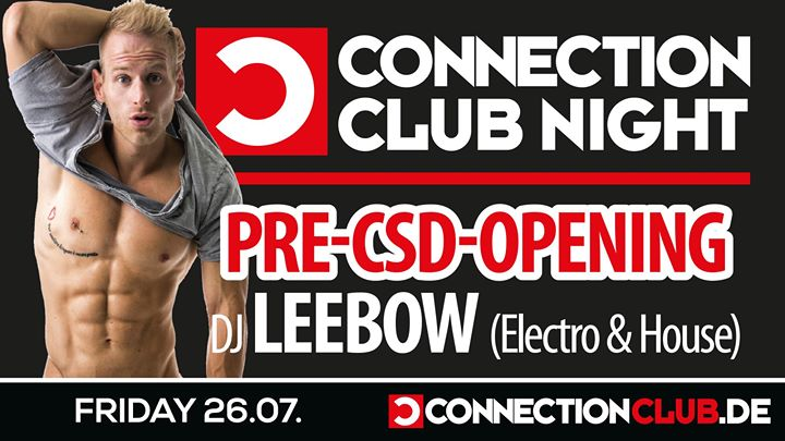 ★ 26.07.19 ★ Pre CSD Party ★ in Berlin le Fr 26. Juli, 2019 23.00 bis 06.00 (Clubbing Gay)