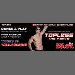 ★ Topless Party ★ Connection Club Berlin ★ à Berlin le sam. 29 juillet 2017 de 23h00 à 06h00 (Clubbing Gay)