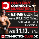 Newyear Connection Silvester Party à Berlin le lun. 31 décembre 2018 de 23h00 à 06h00 (Clubbing Gay)