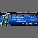 ★ Electron ★ Electro at Connection ★ à Berlin le ven. 22 septembre 2017 de 23h00 à 06h00 (Clubbing Gay)
