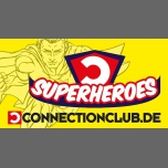 ★ Superheroes Party ★ 17.11.18 ★ à Berlin le sam. 17 novembre 2018 de 23h00 à 06h00 (Clubbing Gay)