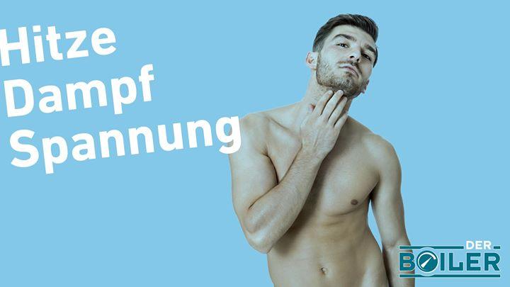 Boiler Weekend à Berlin du 28 juin au  1 juillet 2019 (Sexe Gay)