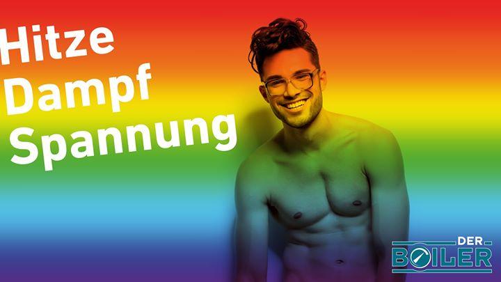 Boiler Weekend à Berlin du 26 au 29 juillet 2019 (Sexe Gay)