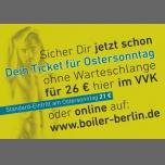 Boiler Oster-Wochenende à Berlin du 13 au 18 avril 2017 (Sexe Gay)