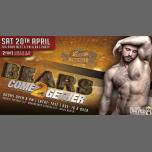 BEARS come2gether - Big Bear Meet and Chillout Party in Berlin le Sa 20. April, 2019 20.00 bis 06.00 (Clubbing Gay)