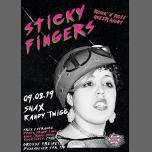 Sticky Fingers: Snax & Randy Twigg à Berlin le sam.  9 février 2019 de 23h00 à 04h00 (Clubbing Gay)