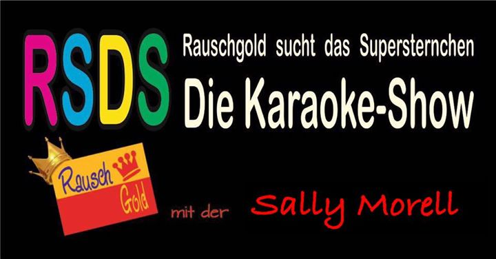 RSDS - Rauschgold sucht das Supersternchen - die Karaoke in Berlin le Sat, October 26, 2019 from 10:00 pm to 02:00 am (After-Work Gay)