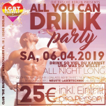 ●AYCD-party●25EUR● à Berlin le sam.  6 avril 2019 de 22h00 à 07h00 (Clubbing Gay, Lesbienne)