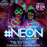 ツNEONツ●Hostess:Tüllpje●Blackbox_by_Li-Pixx in Berlin le Fri, April 19, 2019 from 10:00 pm to 07:00 am (Clubbing Gay, Lesbian)