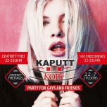 Kaputt im Kopf in Berlin le Fri, December  7, 2018 from 10:00 pm to 07:00 am (Clubbing Gay, Lesbian)
