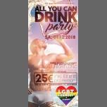 All You Can Drink Party à Berlin le sam.  1 décembre 2018 de 22h00 à 07h00 (Clubbing Gay, Lesbienne)