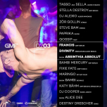 "GMF • ""Absolut"" in Berlin le Sun, February  3, 2019 from 10:55 pm to 05:55 am (Clubbing Gay)"