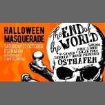 "Bob Young's Halloween Masquerade 2018: ""The End of the World"" à Berlin le sam. 27 octobre 2018 à 22h00 (Clubbing Gay)"