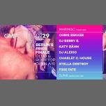GMF | Berlin Pride Finale - Club & Rooftop Open Air à Berlin le dim. 29 juillet 2018 de 21h00 à 08h00 (Clubbing Gay)