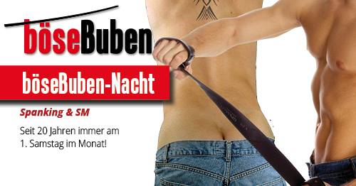 Böse Buben-Nacht in Berlin le Sat, December  7, 2019 from 08:00 pm to 03:00 am (Sex Gay)
