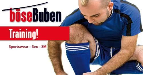 Training! in Berlin le Do 18. April, 2019 21.00 bis 04.00 (Sexe Gay)