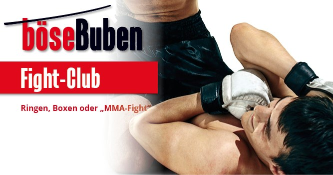 Fight-Club in Berlin le Do 12. September, 2019 20.00 bis 03.00 (Sexe Gay)