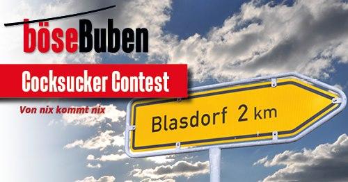 Cocksucker Contest em Berlim le sex,  3 janeiro 2020 20:00-02:00 (Sexo Gay)
