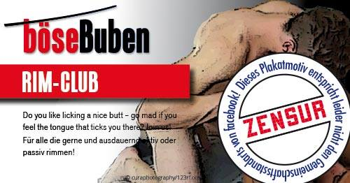 Rim-Club in Berlin le Sa 13. Juli, 2019 20.00 bis 03.00 (Sexe Gay)