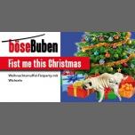 Fist me this Christmas à Berlin le dim. 24 décembre 2017 de 19h00 à 03h00 (Sexe Gay)