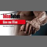 Give me FFive! à Berlin le jeu.  4 avril 2019 de 17h00 à 23h30 (Sexe Gay)