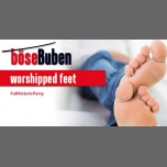Worshipped Feet in Berlin le Fri, March 15, 2019 from 08:00 pm to 02:00 am (Sex Gay)