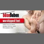 Worshipped Feet à Berlin le ven. 27 octobre 2017 de 19h00 à 02h00 (Sexe Gay)