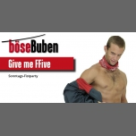 Give me FFive on Sunday à Berlin le dim. 12 novembre 2017 de 15h00 à 23h00 (Sexe Gay)
