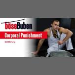 Corporal Punishment à Berlin le ven. 24 mai 2019 de 20h00 à 03h00 (Sexe Gay)