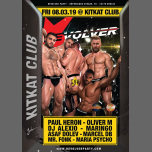 REVOLVER PARTY - Spring Hunk /w Paul Heron ( Little Gay Brother) à Berlin le ven.  8 mars 2019 de 23h00 à 10h00 (Clubbing Gay)