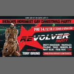 REVOLVER PARTY - Jingle Balls w/TONY BRUNO&Madtales à Berlin le ven. 14 décembre 2018 de 23h00 à 10h00 (Clubbing Gay)