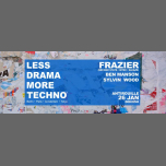 Less Drama More Techno World Tour III L'Antirouille Montpellier à Montpellier le sam. 26 janvier 2019 de 23h59 à 05h00 (Clubbing Gay)