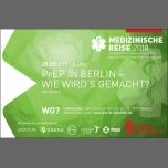 PrEP in Berlin - Wie wird´s gemacht? à Berlin le mer. 28 février 2018 de 19h00 à 20h30 (Prévention santé Gay, Lesbienne, Trans, Bi)