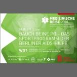 Bauch, Beine, Po – das Sportprogramm der Berliner Aids-Hilfe à Berlin le mer. 30 mai 2018 de 19h00 à 20h30 (Prévention santé Gay, Lesbienne, Trans, Bi)