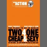 2-4-1 Cheap & Sexy Thursday à Berlin le jeu. 22 février 2018 à 22h00 (Sexe Gay)