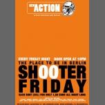 Shooter Friday à Berlin le ven. 27 avril 2018 à 22h00 (Sexe Gay)