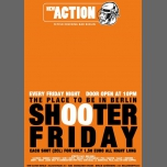 Shooter Friday à Berlin le ven.  4 mai 2018 à 22h00 (Sexe Gay)