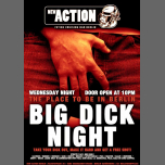 Big Dick Night in Berlin le Wed, March 27, 2019 from 10:00 pm to 04:00 am (Sex Gay)